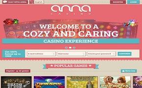 anna casino Gjennomgang