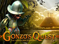gonzo quest casino spill
