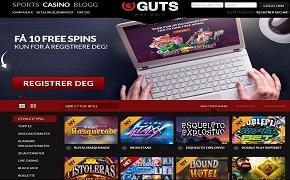 guts casino norsk bonus