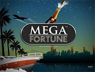 mega fortune spill casino