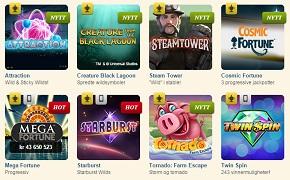Folkeautomaten casino bonus mobil