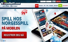 norgesspill casino