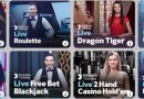Betway live casino norsk