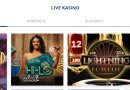 NorgesSpill live casino norsk