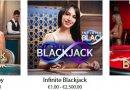 RedBet casino norsk blackjack